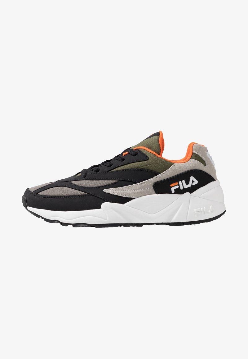 Fila - Sneaker low - black/forest night