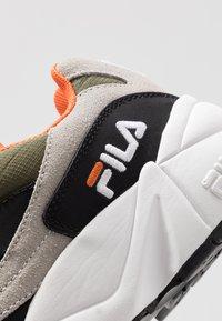 Fila - Sneakers - black/forest night - 5