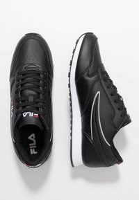 Fila - ORBIT - Joggesko - black - 1