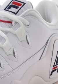 Fila - HERITAGE  - Sneakers - white - 5