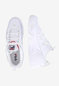 Fila - HERITAGE  - Sneakers - white - 1