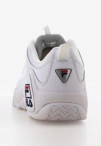 Fila - HERITAGE  - Sneakers - white - 3