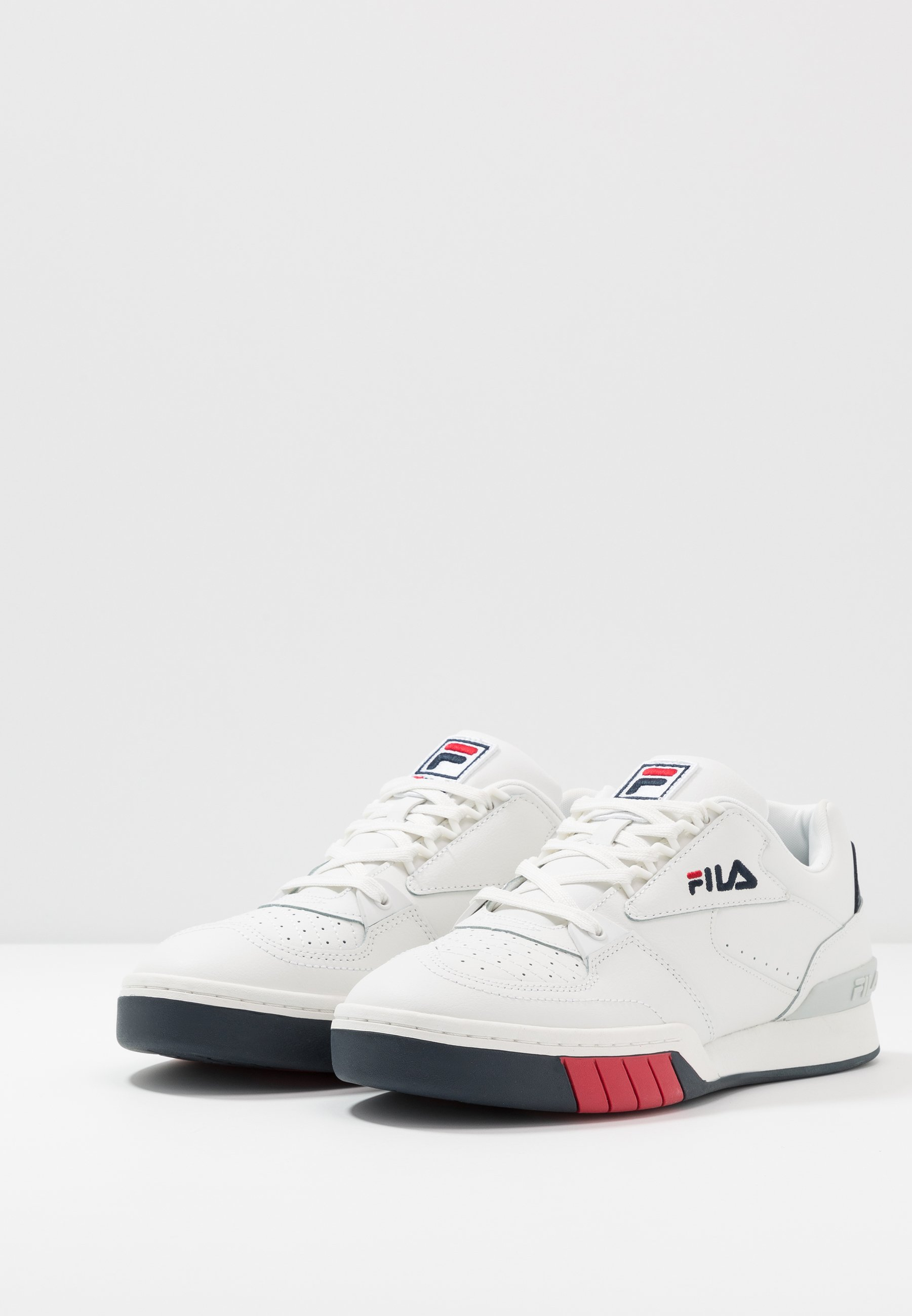 Fila Netpoint - Sneakers Basse White/navy/red WUjZZdq
