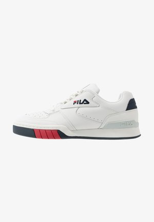 NETPOINT - Sneaker low - white/navy/red