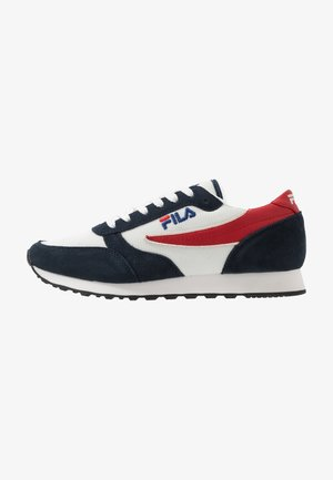 ORBIT JOGGER - Sneakersy niskie - dress blue/marshmallow