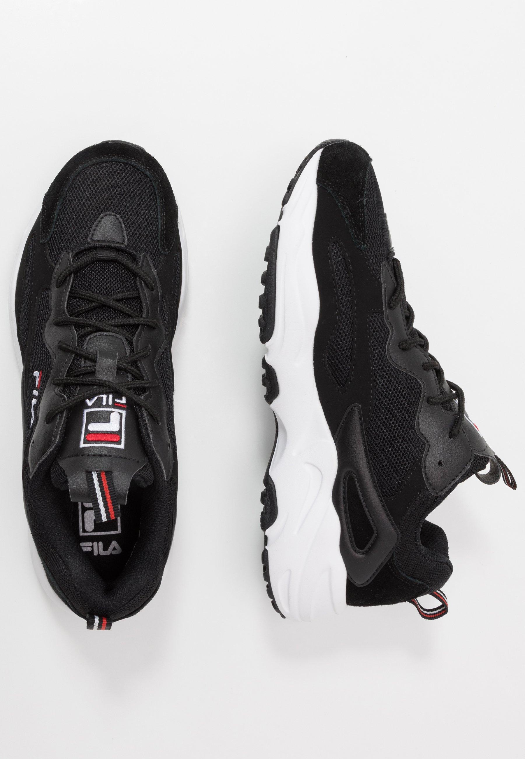 Fila Ray Tracer - Trainers Black
