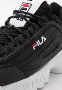 Fila - DISRUPTOR  - Baskets basses - black - 5