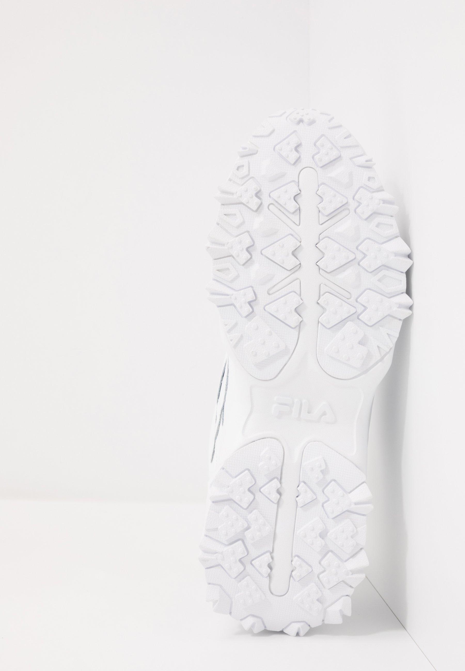 Fila TRAIL - Sneaker low - white