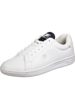CROSSCOURT 2 NT - Sneakersy niskie - white / fila navy