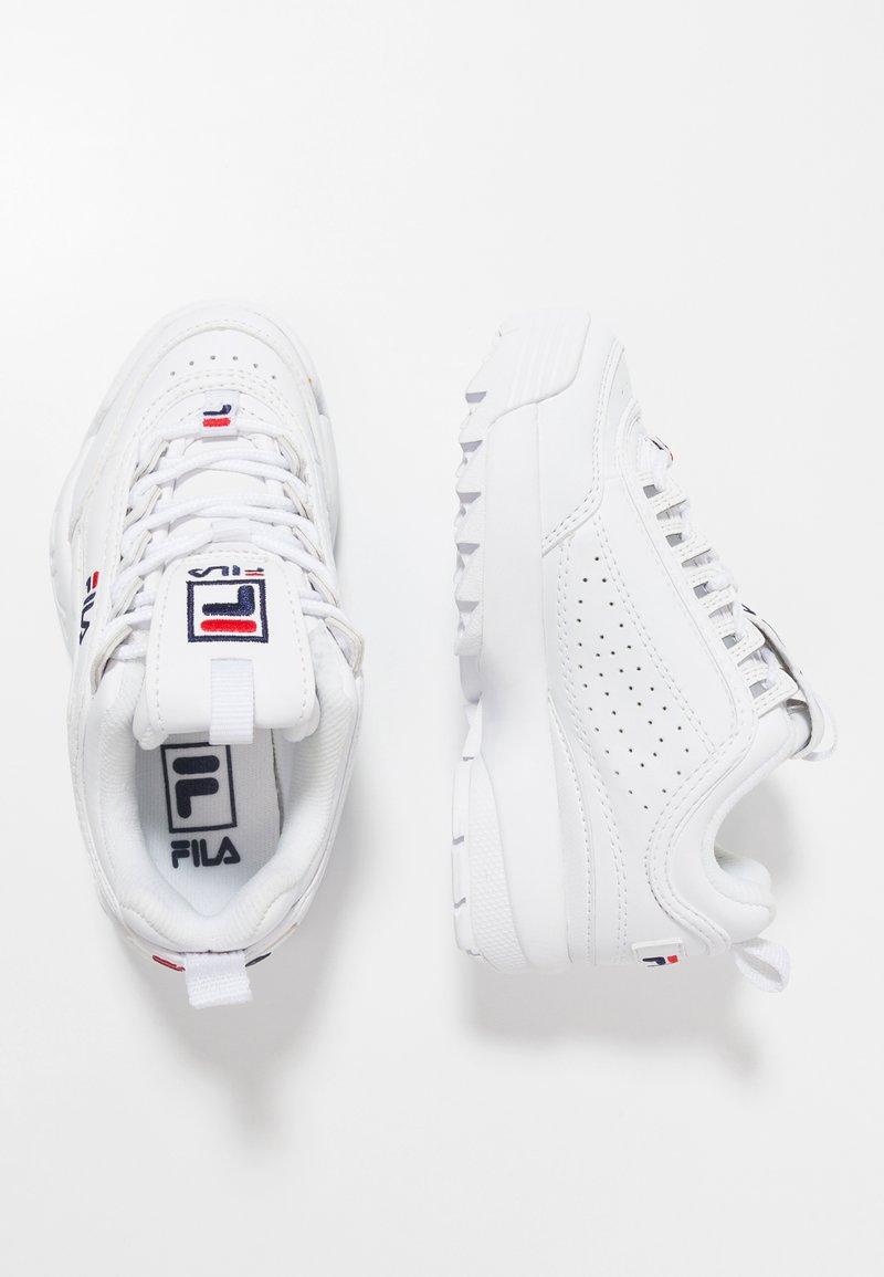 Fila - DISRUPTOR - Sneakers laag - white