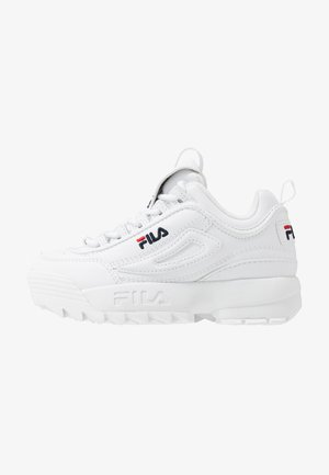 DISRUPTOR KIDS - Sneakers laag - white
