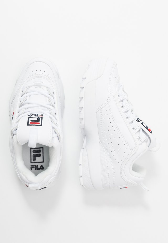 DISRUPTOR KIDS - Trainers - white