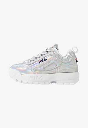DISRUPTOR KIDS - Trainers - silver