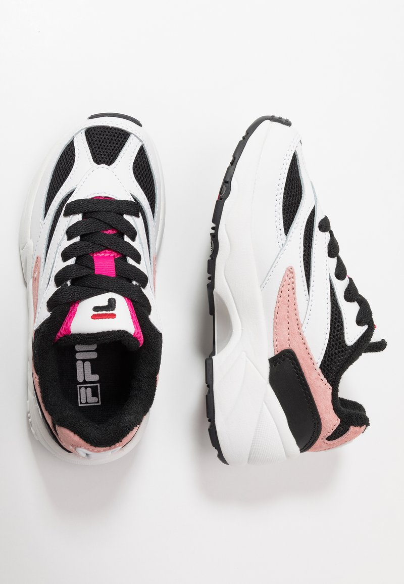Fila - V94M - Sneakers basse - white/black/quartz pink