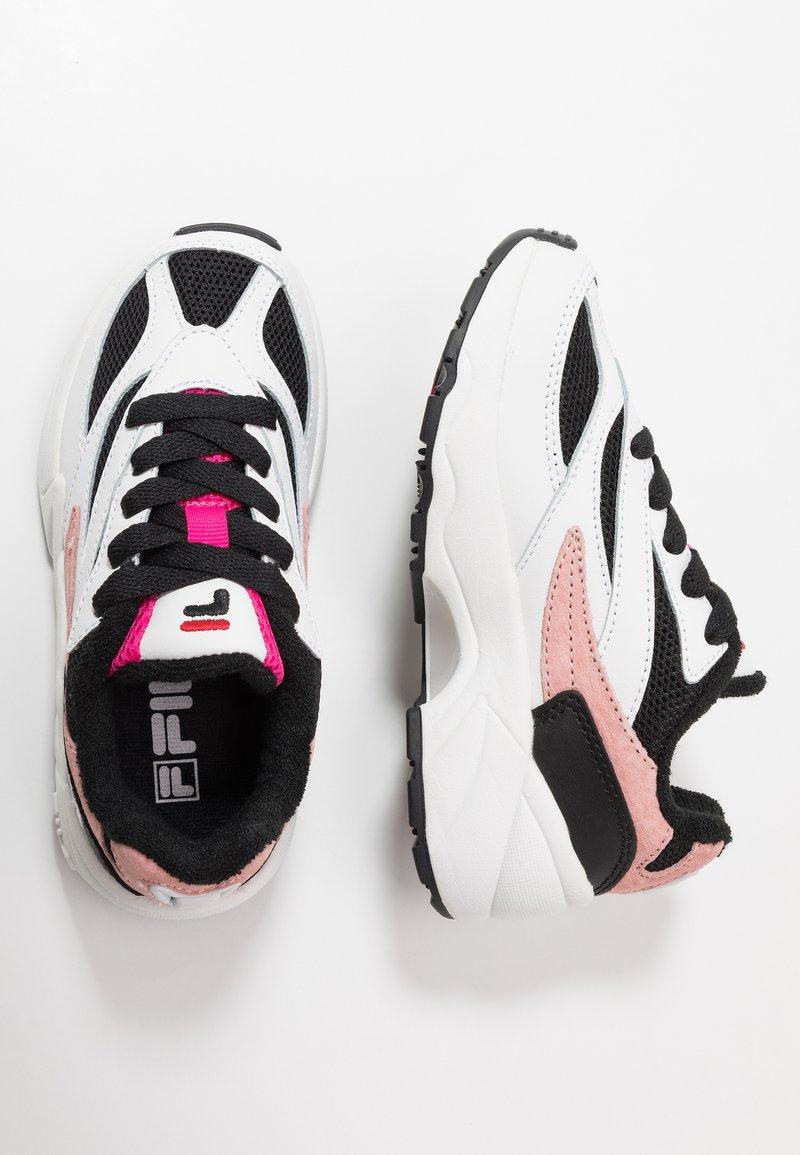 Fila - V94M - Sneakers - white/black/quartz pink