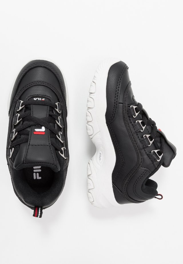 STRADA KIDS - Sneakersy niskie - black