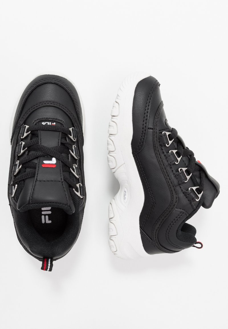Fila - STRADA KIDS - Trainers - black