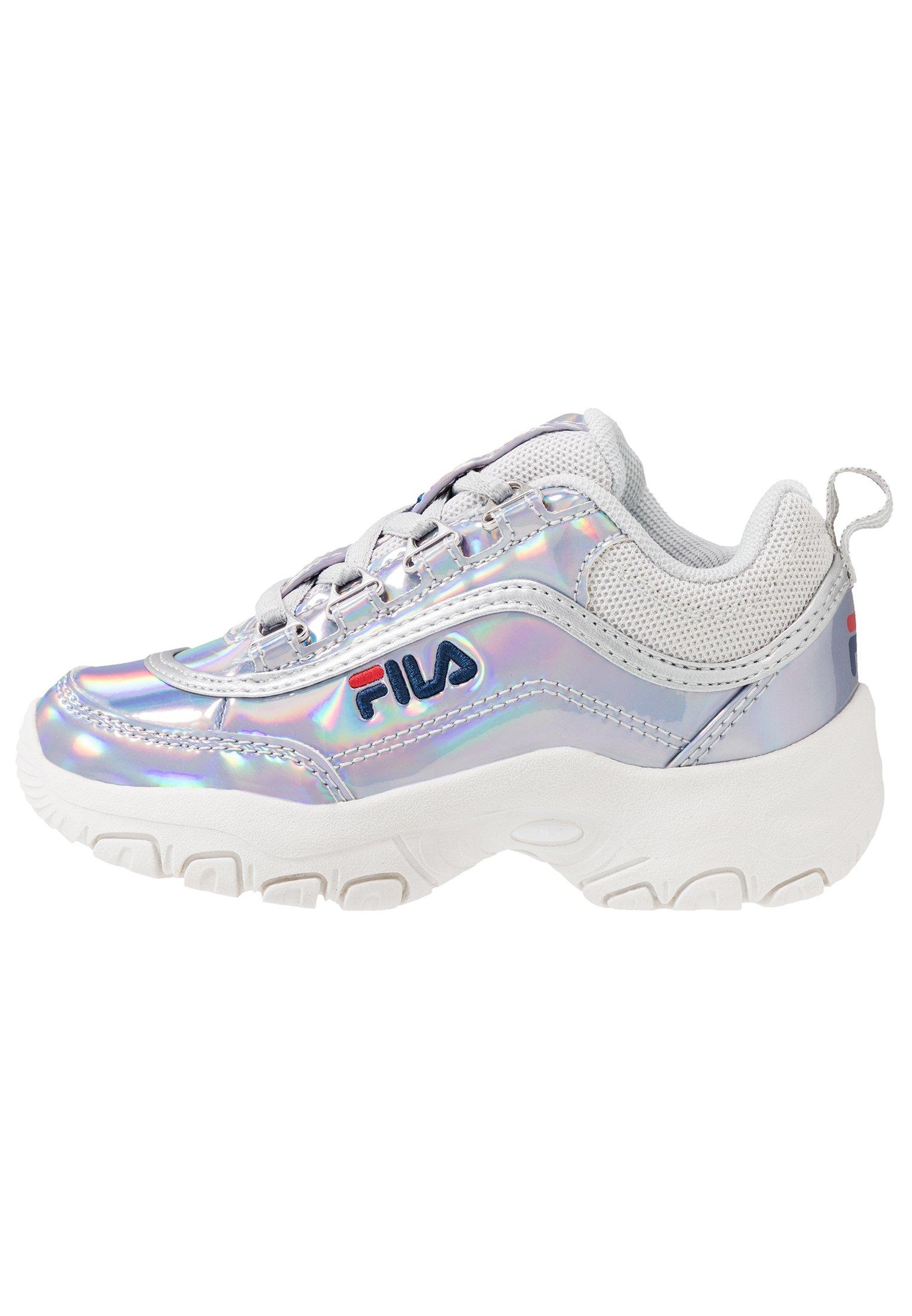 STRADA KIDS Sneakers laag silver