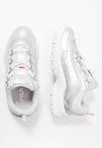 Fila - STRADA - Baskets basses - silver/white - 0