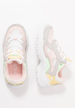 SELECT CB LOW - Sneakers - white/rosewater