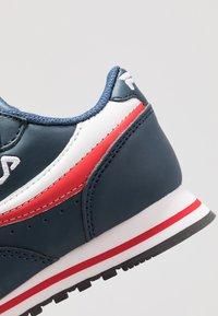 Fila - ORBIT KIDS - Zapatillas - dress blue - 2