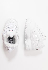 Fila - DISRUPTOR - Chaussures premiers pas - white - 0
