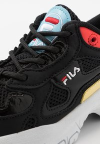 Fila - SELECT - Matalavartiset tennarit - black/crystal blue - 2