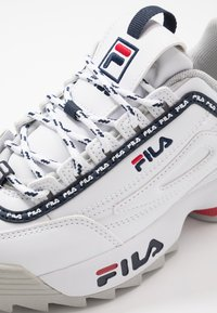 Fila - DISRUPTOR LOGO - Sneaker low - white - 2