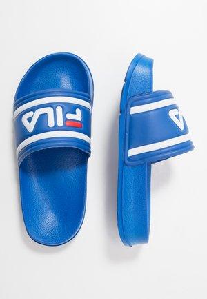 MORRO BAY - Sandalias planas - olympian blue