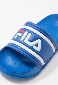 Fila - MORRO BAY - Muiltjes - olympian blue - 2