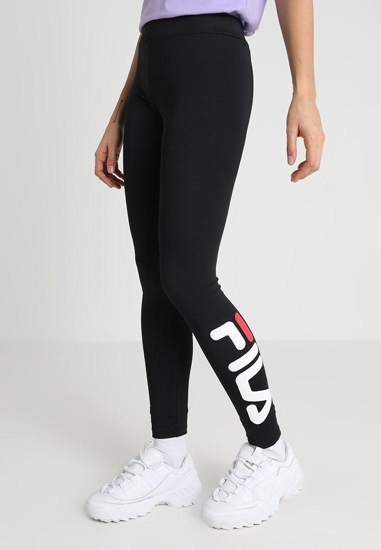 Fila - FLEX - Leggings - black