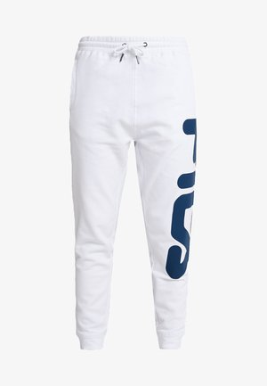 PURE BASIC PANTS - Tracksuit bottoms - bright white