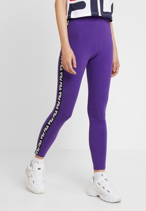 PHILINE - Legging - tillandsia purple