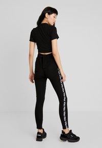 Fila - PHILINE - Leggings - Trousers - black - 2