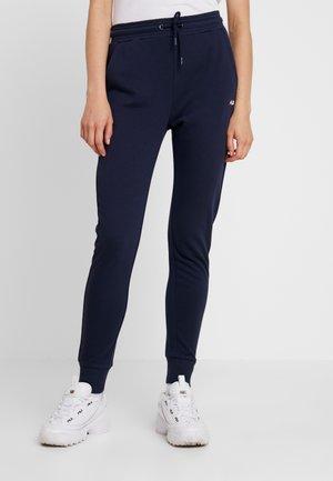 EIDER PANTS - Teplákové kalhoty - black iris