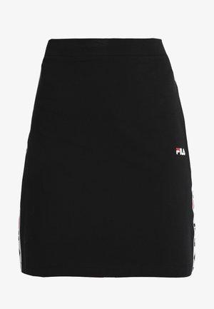 MAHA SKIRT - Pencil skirt - black