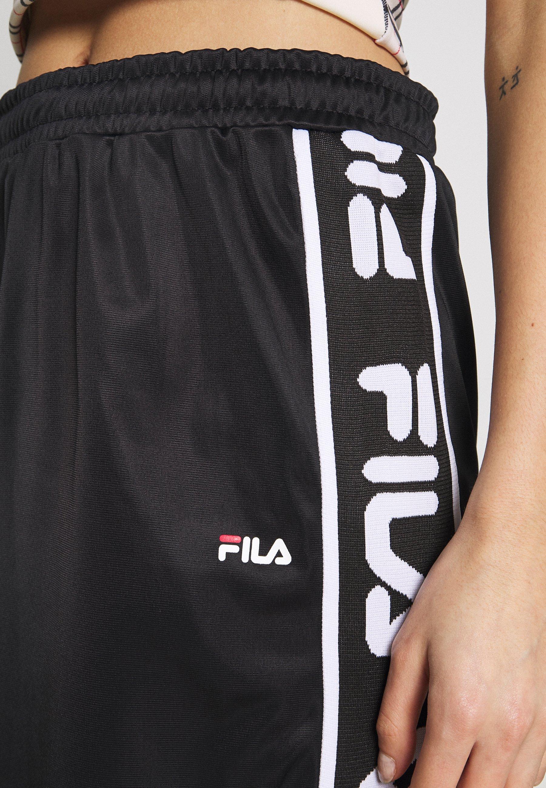 Fila Tarala - A-snit Nederdel/ A-formede Nederdele Black