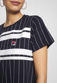 Fila - WATTAN - Jersey dress - black iris