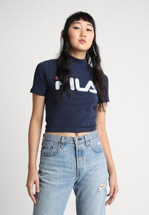 EVERY TURTLE TEE - Camiseta estampada - black iris