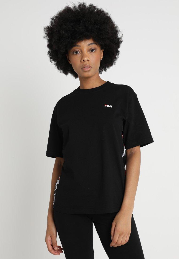 Fila - TALITA TEE - T-Shirt print - black