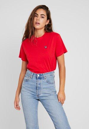 NOVA TEE  - T-shirt basic - true red