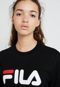 Fila - PURE LONG SLEEVE - Long sleeved top - black - 3