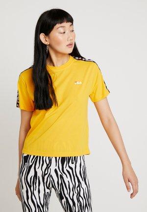ADALMIINA TEE - T-shirt print - citrus