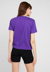 Fila - ADALMIINA TEE - T-shirt imprimé - tillandsia purple - 2