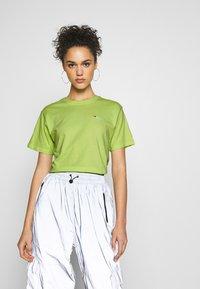 Fila - EARA TEE - T-shirts - sharp green - 0