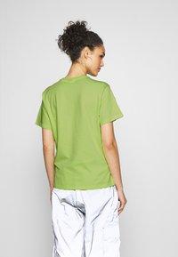 Fila - EARA TEE - T-shirts - sharp green - 2