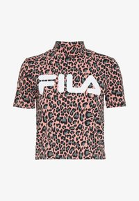 Fila - EVERY - Print T-shirt - lobster bisque - 3