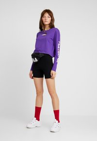Fila - REVA LONG SLEEVED CROPPED - Longsleeve - tillandsia purple - 1