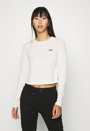 EAVEN - Long sleeved top - eggnog