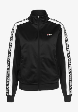 FILA TRAININGSJACKE TAO - Trainingsvest - black/bright white